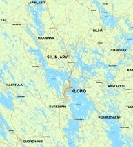 Kuopio karttapalvelu